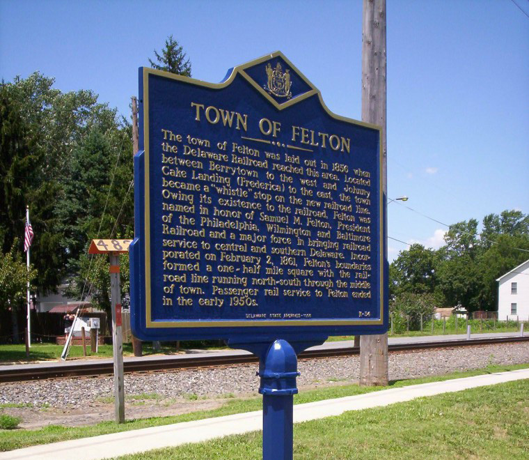 Felton History